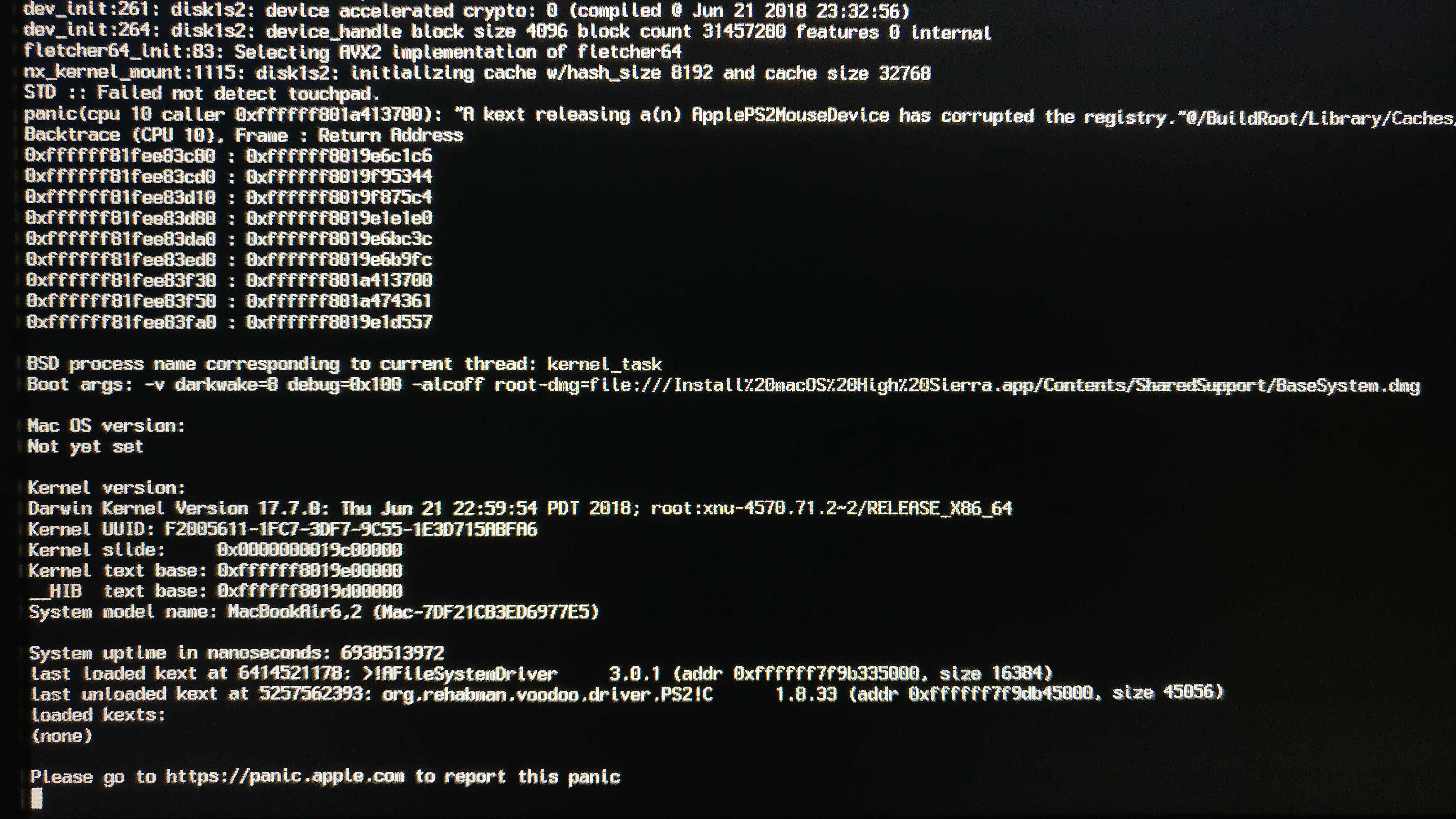 技嘉Z370 HD3P + i7-8700K + GTX1080 装黑苹果High Sierra 10 13